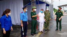 Hải Dương: Huy động thêm lực lượng quân đội tăng cường cho cácchốt kiểm soát dịch
