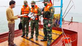Quảng Ninh: Tăng cường quản lý đường biển phòng chống dịch Covid-19