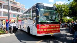 Y, bác sĩ Thừa Thiên Huế lên đường hỗ trợ tỉnh Bình Dương phòng, chống COVID-19