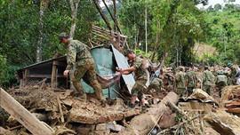 Chú trọng công tác ứng phó, khắc phục sự cố thiên tai khu vực miền núi