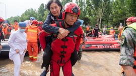 Bão In-fa đổ bộ, Trung Quốc ban bố báo động cao nhất
