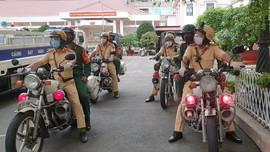 TP.HCM: Tăng cường các biện pháp giảm mật độ lưu thông trên đường