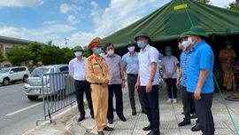 Hải Dương: Tạm dừng người lao động nhập cảnh cách ly tại khách sạn