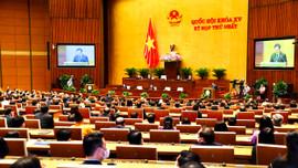 Kỳ họp thứ Nhất, Quốc hội khóa XV hoàn thành nhiều nhiệm vụ hệ trọng