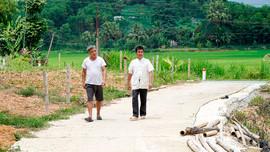 Như Xuân - Thanh Hóa: Đồng bào DTTS hiến đất làm đường – gửi gắm niềm tin với người có uy tín