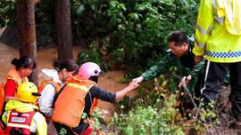 146 người chết và mất tích, gần 35 triệu người ảnh hưởng do lũ lụt tại Trung Quốc