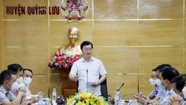 Nghệ An: Cách ly xã hội theo Chỉ thị 16 toàn bộ huyện Quỳnh Lưu