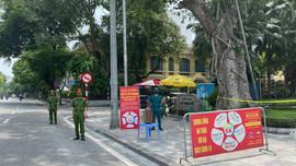 Hoàn Kiếm - Hà Nội: Xử phạt hơn 600 triệu trong 9 ngày giãn cách xã hội