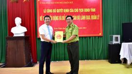 Thừa Thiên Huế bổ nhiệm Chi cục trưởng Chi cục Kiểm lâm