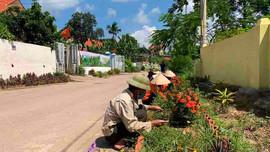Quảng Ninh: Xứ đạo Yên Trì đoàn kết xây dựng NTM xanh, sạch, đẹp