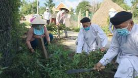 Bến Tre: Mô hình phối hợp với các tổ chức tôn giáo BVMT, ứng phó BĐKH phát huy hiệu quả