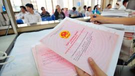 Nam Định: Minh bạch trong tiếp nhận hồ sơ