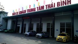 Thái Bình: Dừng hoạt động vận tải hành khách đến một số tỉnh, thành