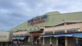 Phát hiện 6 ca mắc Covid-19, Đà Nẵng tạm đóng cửa Chợ đầu mối Hòa Cường