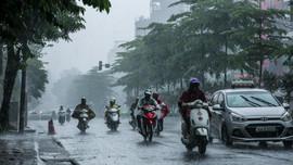 Thời tiết ngày 12/8, Bắc Bộ tiếp tục có mưa dông
