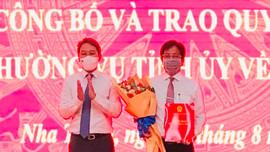 Điều động, chỉ định Ủy viên Dự khuyết Trung ương Đảng giữ chức Bí thư Thành ủy Nha Trang