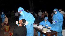Nghệ An: Có thêm 22 ca bệnh Covid-19 lây nhiễm cộng đồng