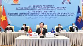 Toàn văn phát biểu của Chủ tịch Quốc hội Vương Đình Huệ hội tại phiên họp Đại hội đồng AIPA-42