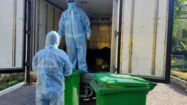 Quảng Nam: Đảm bảo thu gom, vận chuyển xử lý chất thải phát sinh do dịch bệnh COVID-19