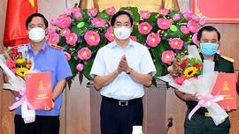 Ban Bí thư Trung ương Đảng chỉ định nhân sự mới tại Bà Rịa - Vũng Tàu