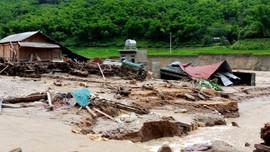 Các tỉnh miền núi phía Bắc cần chủ động ứng phó với mưa lớn, ngập lụt, lũ quét và sạt lở đất