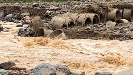 Khẩn trương khắc phục thiệt hại do mưa lũ tại Mường La
