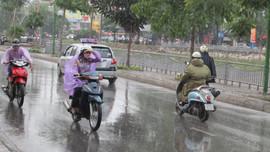 Thời tiết ngày 25/8, vùng núi và trung du Bắc Bộ đề phòng mưa lớn gây ngập úng