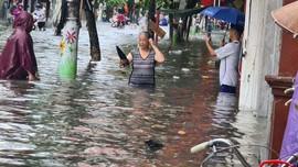 Nhiều khu vực trên cả nước có mưa lớn trong những ngày tới