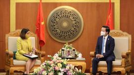 Việt Nam – Australia tăng cường hợp tác trong lĩnh vực tài nguyên và môi trường