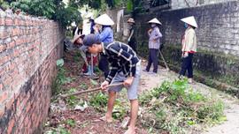 Xứ đạo Sông Khoai kêu gọi, giáo dân hưởng ứng tham gia bảo vệ môi trường