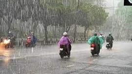 Dự báo thời tiết ngày 29/8/2021: Bắc Bộ tiếp tục có mưa dông kèm lốc, sét