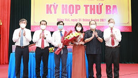 Phó Ban Tổ chức Tỉnh ủy được bầu giữ chức Phó Chủ tịch UBND tỉnh Đồng Nai