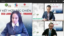 BCG Land, Tracodi và Vinahud ký kết thỏa thuận hợp tác chiến lược