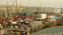 Nghệ An: Tăng cường công tác phòng cháy, chữa cháy đối với tàu cá, cảng cá