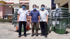 Phú Yên: Giữ vệ sinh môi trường trong phòng, chống dịch COVID-19