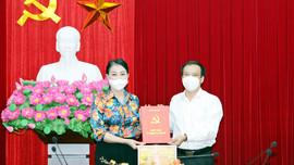 Ban Bí thư Trung ương Đảng chuẩn y, chỉ định nhân sự 2 địa phương