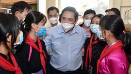 Thủ tướng Phạm Minh Chính thăm, làm việc tại tỉnh Thái Nguyên