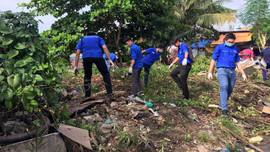 TP.HCM: Tiếp tục đẩy mạnh cuộc vận động người dân không xả rác ra đường và kênh rạch