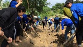 Nỗ lực vì một môi trường xanh – sạch – đẹp ở xã vùng cao Châu Phong