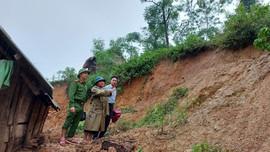 Cảnh báo lũ quét, sạt lở đất ở Nghệ An, Hà Tĩnh