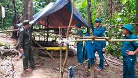 Đà Nẵng: Phát hiện nhóm người lẻn vào rừng Khe Đương khai thác vàng trái phép