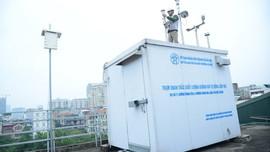 Hà Nội đầu tư 15 trạm quan trắc môi trường không khí cố định