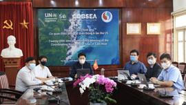 Hội nghị Liên chính phủ Cơ quan điều phối các biển Đông Á lần thứ 25: Chung tay làm sạch đại dương