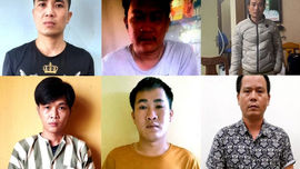 Lộ diện 3 đường dây đưa người Trung Quốc sang Campuchia hành nghề cờ bạc