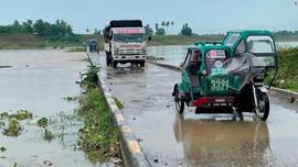 Bão Chanthu càn quét Philippines, đổ bộ trực tiếp Trung Quốc