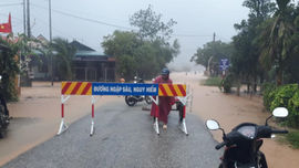Thời tiết ngày 13/9: Từ Thừa Thiên - Huế đến Hà Tĩnh có mưa to