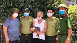 Vườn Quốc gia Vũ Quang tiếp nhận, cứu hộ động vật hoang dã quý hiếm
