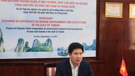 Việt Nam - Trung Quốc: Trao đổi kinh nghiệm quản lý môi trường, sinh thái biển và hải đảo Vịnh Bắc Bộ