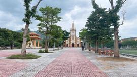 Quảng Bình: Giáo xứ Thủy Vực đồng lòng góp sức xây dựng quê hương