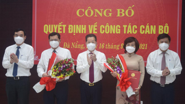 Đà Nẵng công bố quyết định của Thủ tướng phê chuẩn hai chức danh cán bộ chủ chốt